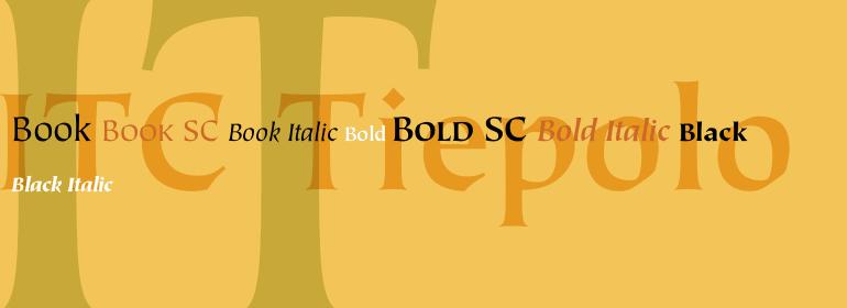 ITC Tiepolo®