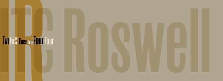 ITC Roswell™