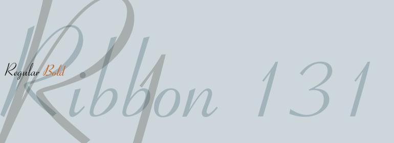 Ribbon 131