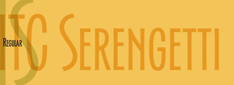 ITC Serengetti™