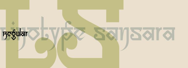 Linotype Sansara™
