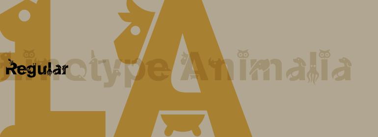 Linotype Animalia™