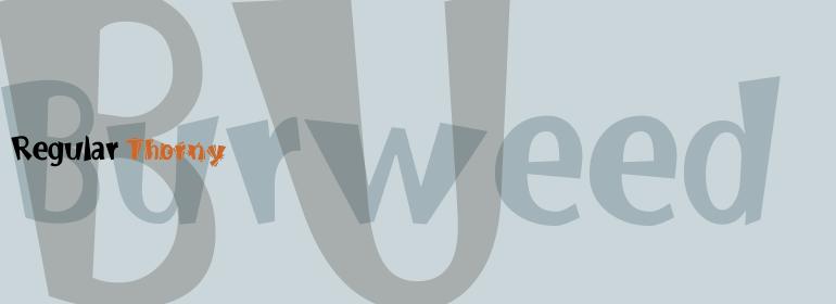 Burweed™