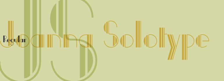 Joanna® Solotype