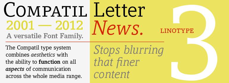 Compatil® Letter