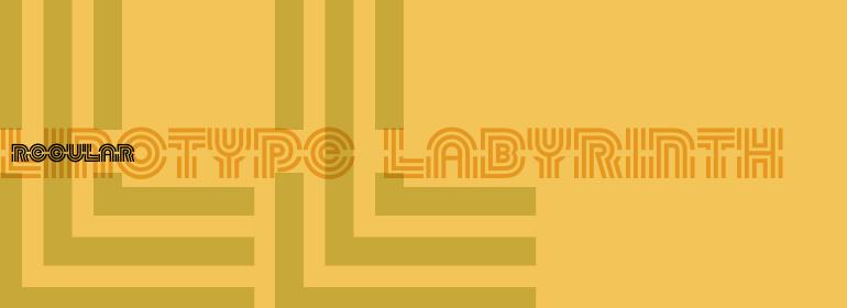 Linotype Labyrinth™