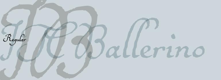ITC Ballerino™