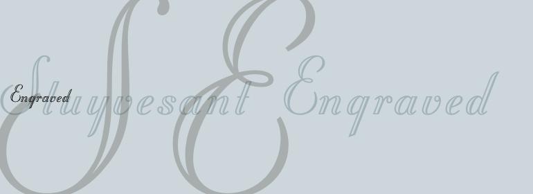 Stuyvesant™ Engraved