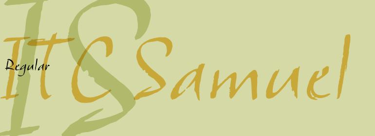ITC Samuel™