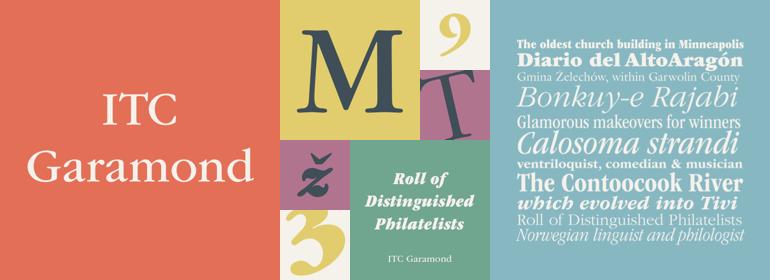 ITC Garamond™