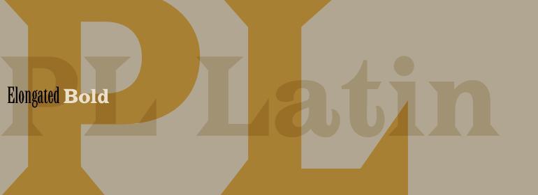 PL Latin