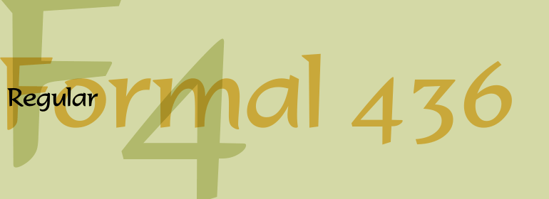 Formal 436