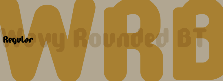 Wavy Rounded BT