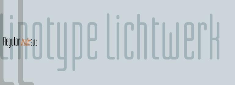 Linotype Lichtwerk™