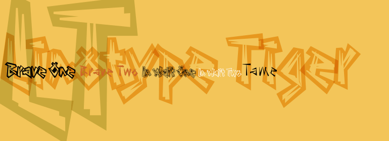 Linotype Tiger™