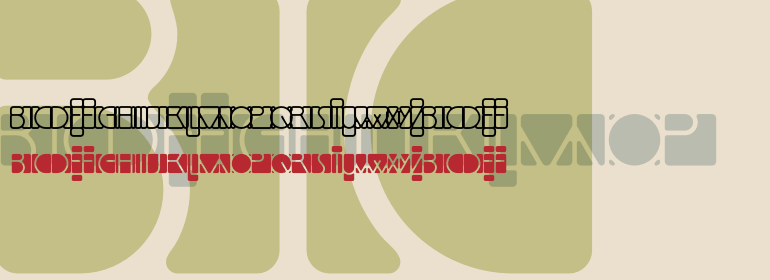 Linotype Mindline™